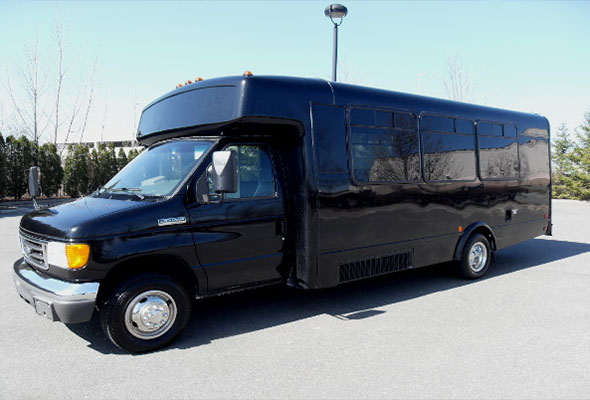 18 Passenger Party Buses Lake Mary