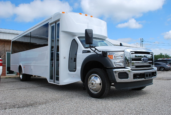 22 Passenger Party Bus Rental Lake Mary Florida