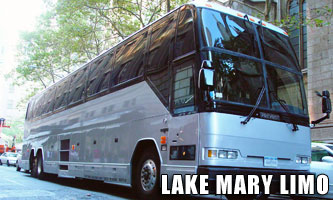 Lake Mary Party Bus Rental