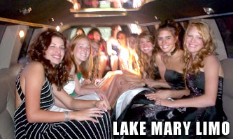 Lake Mary Prom Limo Service
