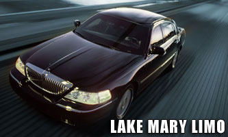 Lake Mary Sedan Service