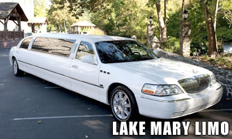 Lake Mary Wedding Limo Service